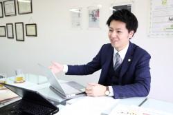 取締役副社長の民野剛郎さん