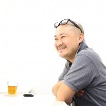 代表取締役の飯田みつるさん顔写真