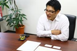 ISコンサルティング 代表取締役の今井真路さん