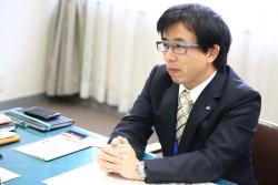 日本新薬株式会社 人事部 東山喜三彦さん