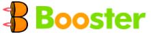 学校の自立と支援のためのITツール「Booster」ロゴ