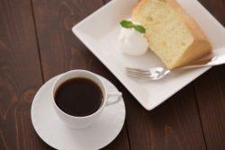 ひやのブログ コーヒーとケーキの画像