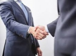 握手 就労移行の日々